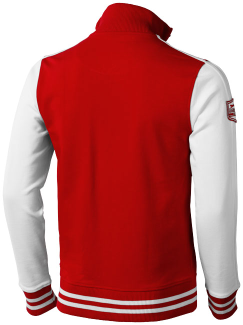 Personalised Varsity sweat jacket