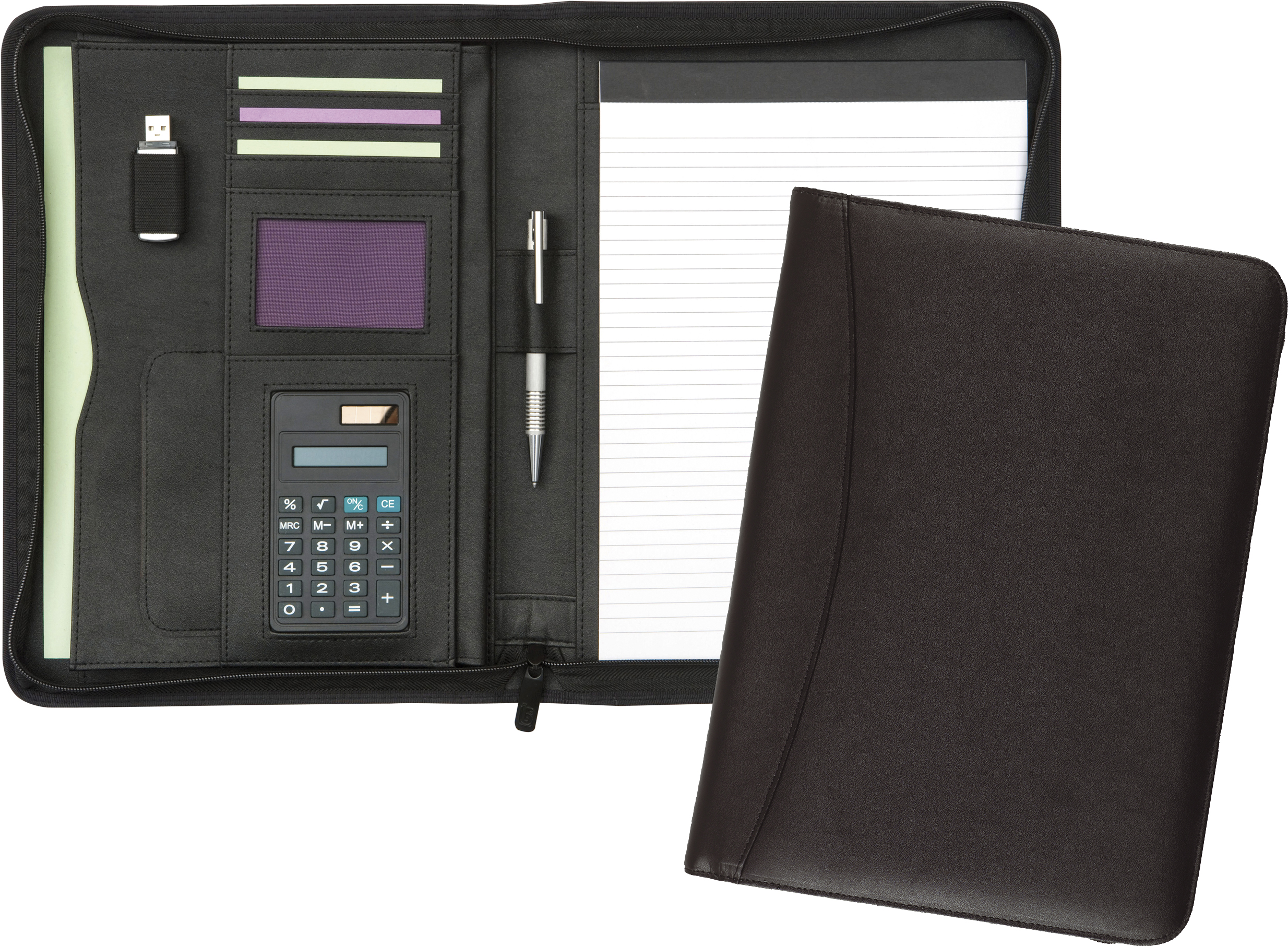 Promotional Chiddingstone Calcufolder