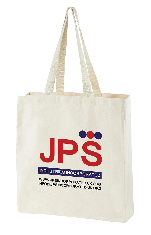 Promotional Natural Premium Canvas Shopper