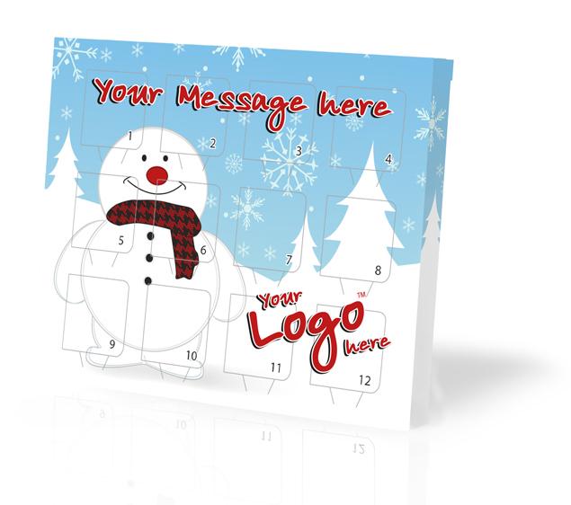 12 Day Calendar Merchandise