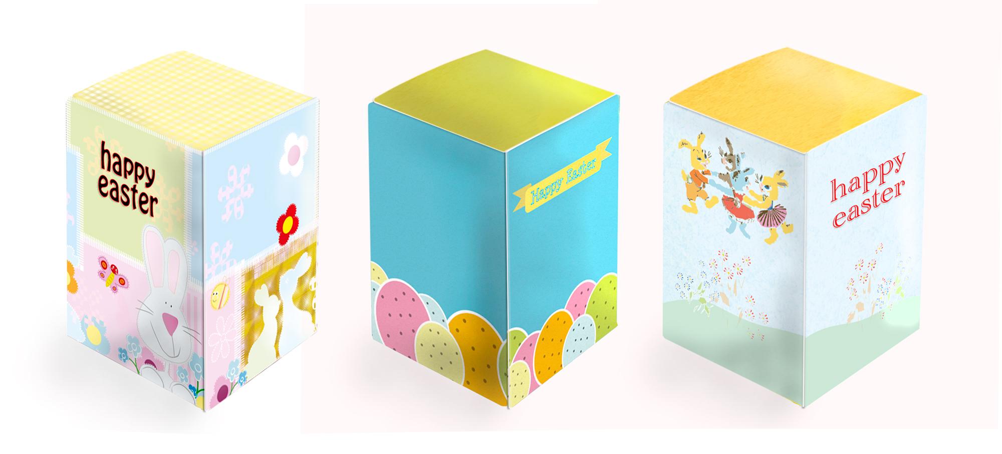 Promotional 100g Easter Egg
