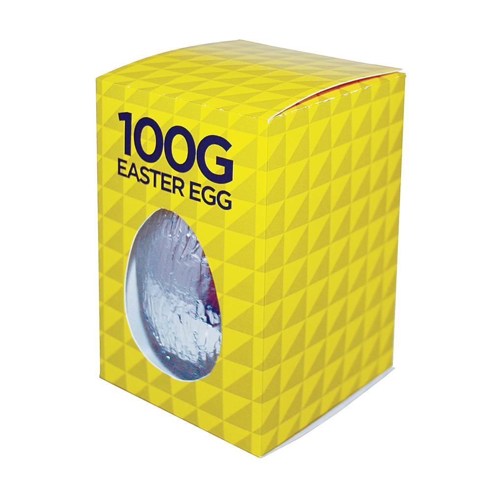 Branded 100g Easter Egg