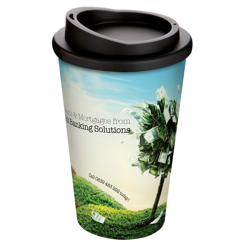 Branded Brite-Americano® Mug