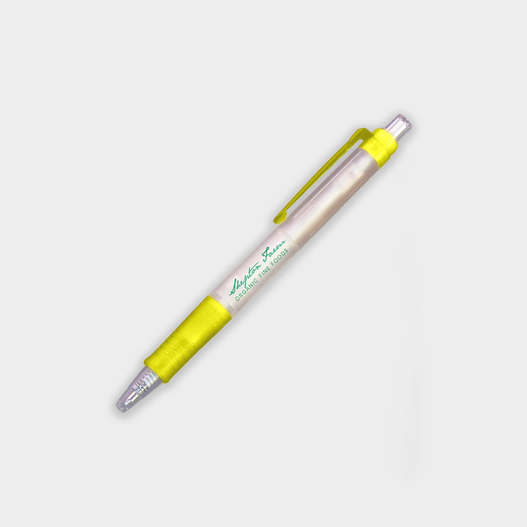 Corporate Bio Pen Frosted