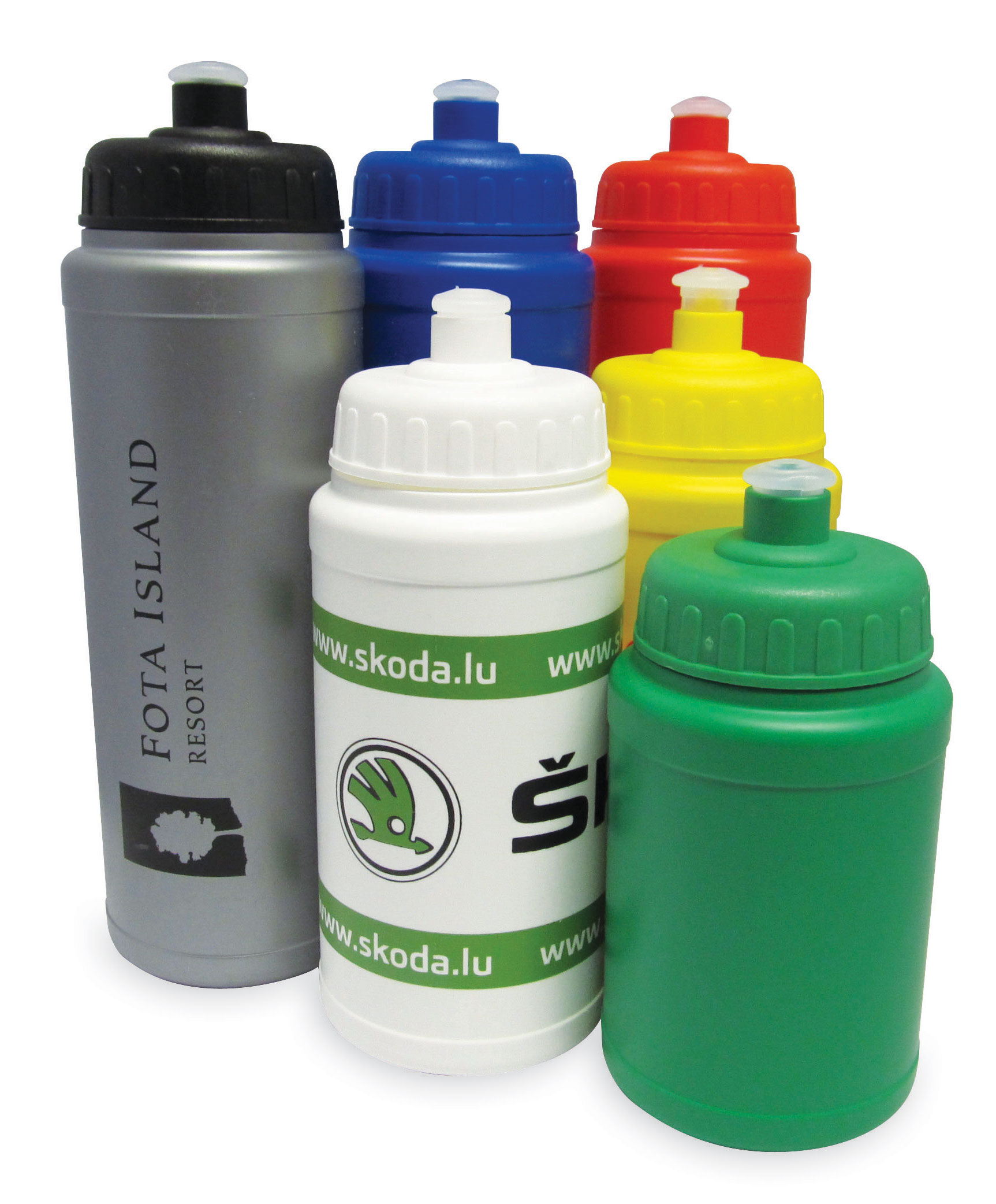 Printed 500ml Baseline Bottle