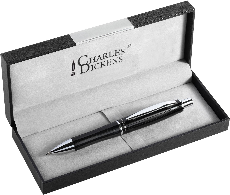 Promotional Charles Dickens metal ballpen