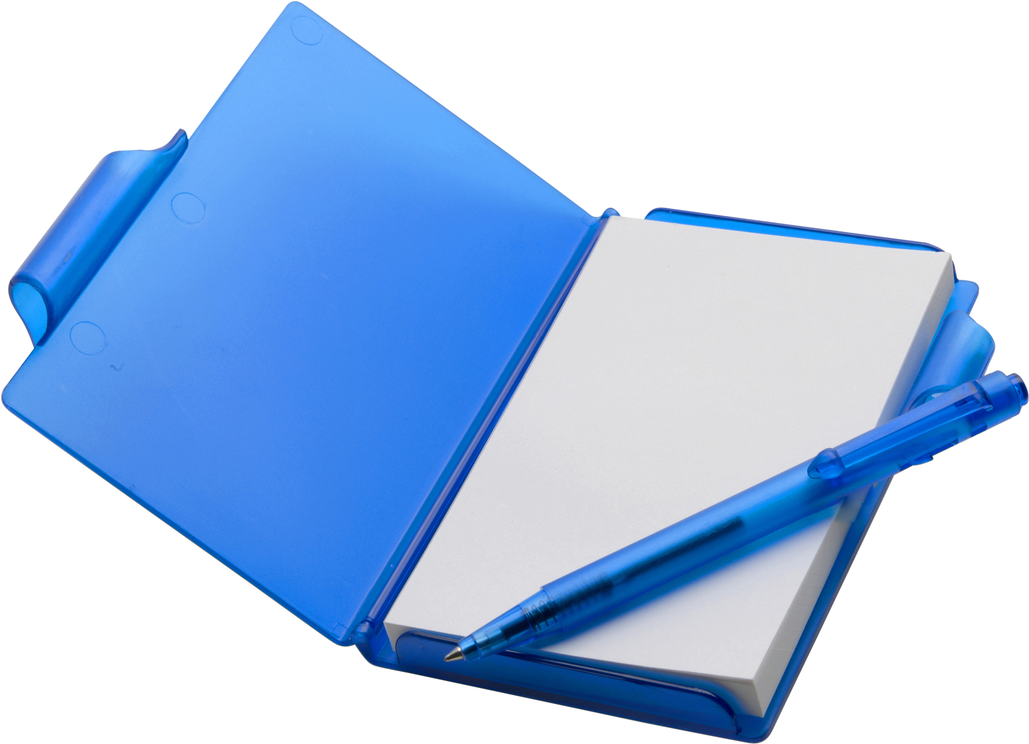 Promotional Notebook with pen