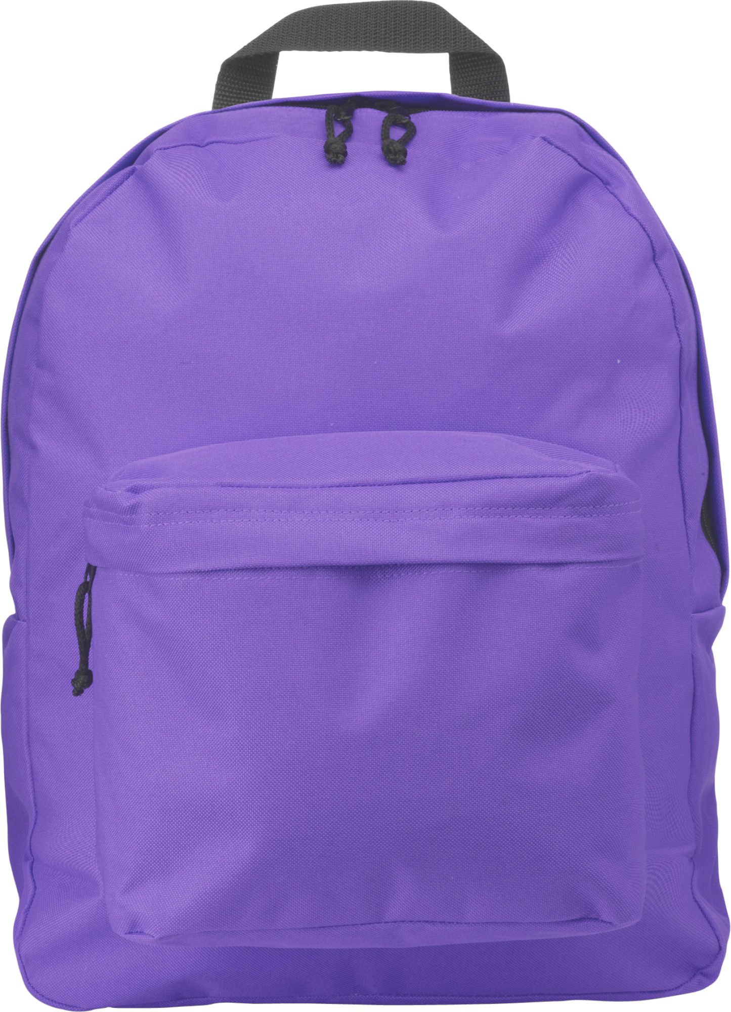 Branded Polyester backpack