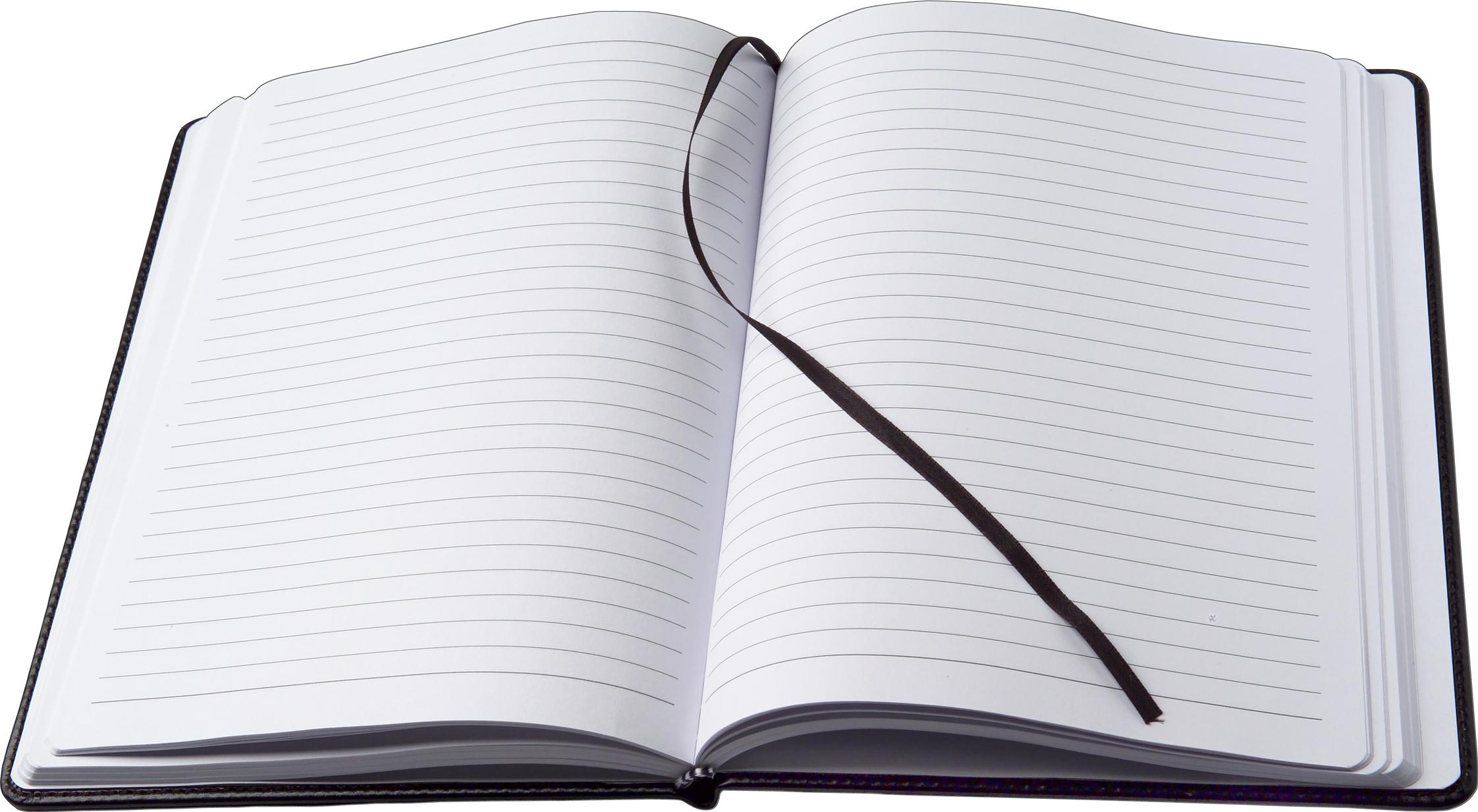 Promotional Notebook in a PU case