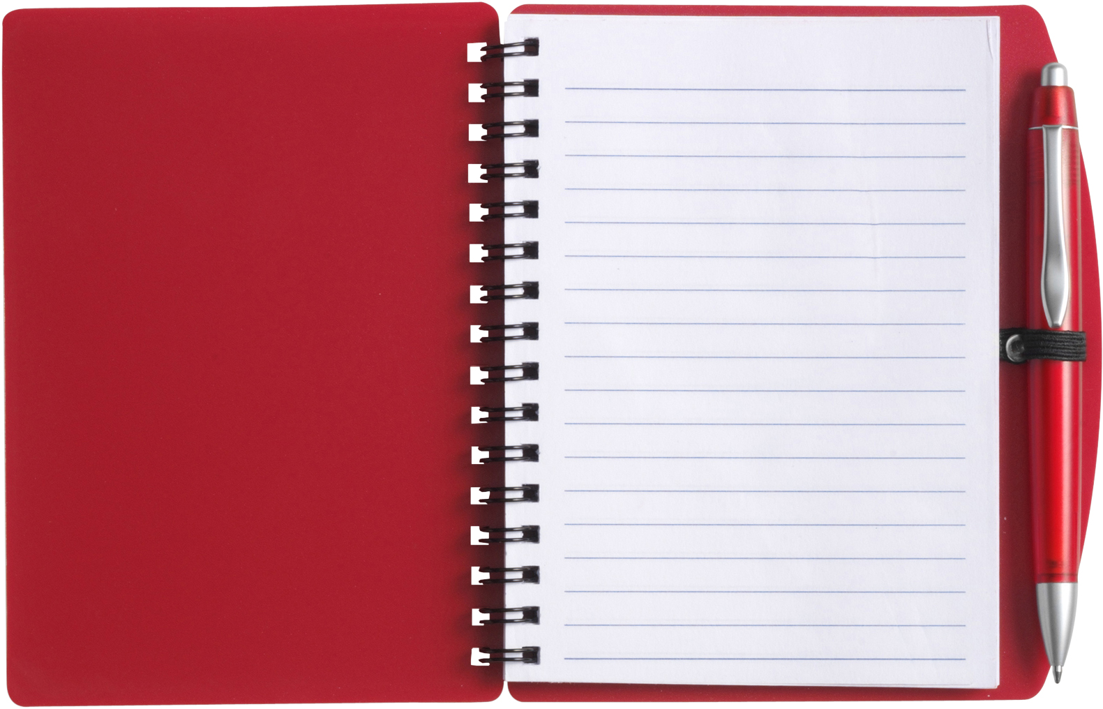 Promotional A6 Spiral notebook