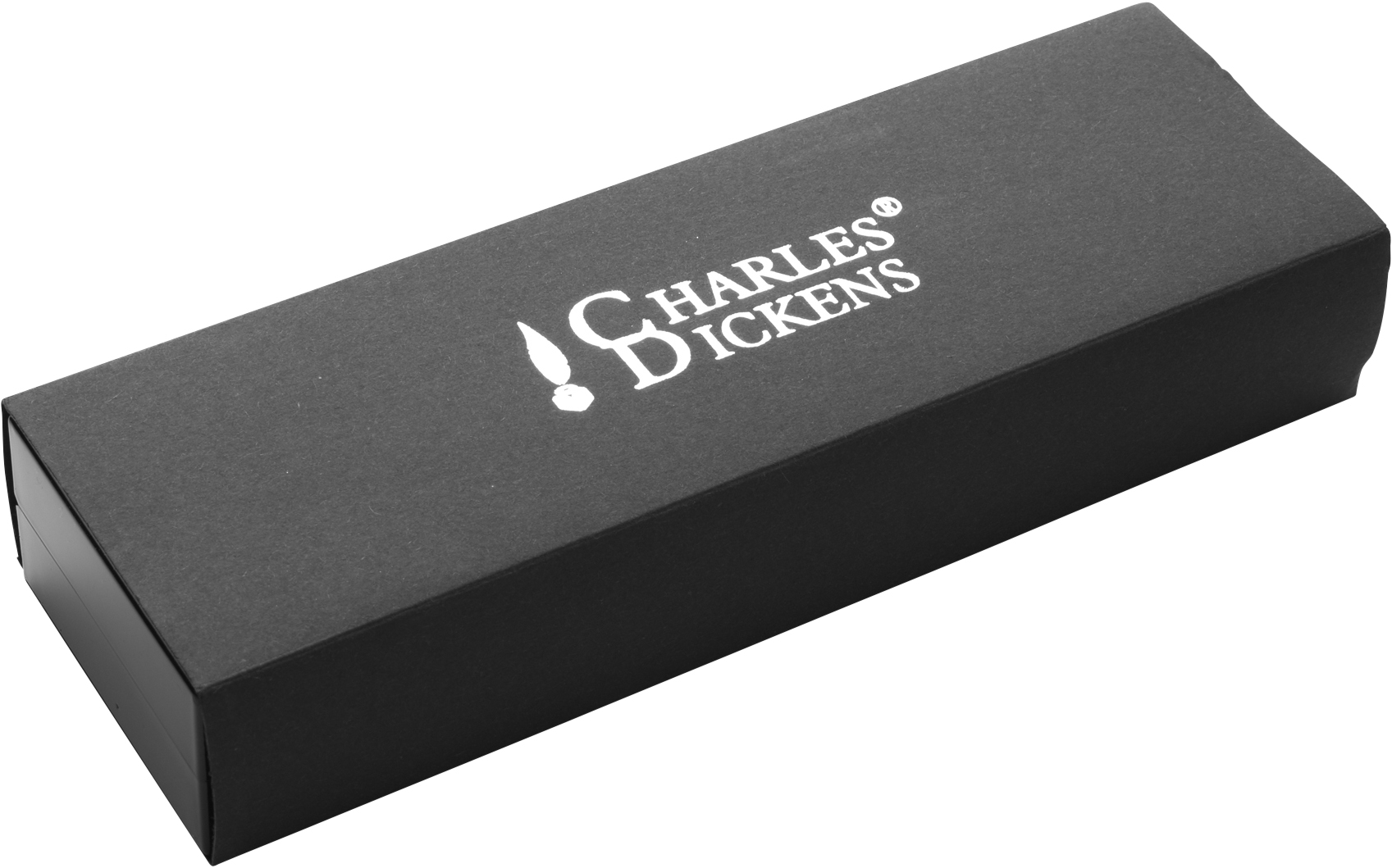 Branded Charles Dickens ballpen.