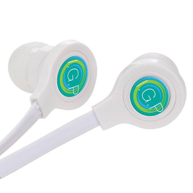 Branded Logo Earphones