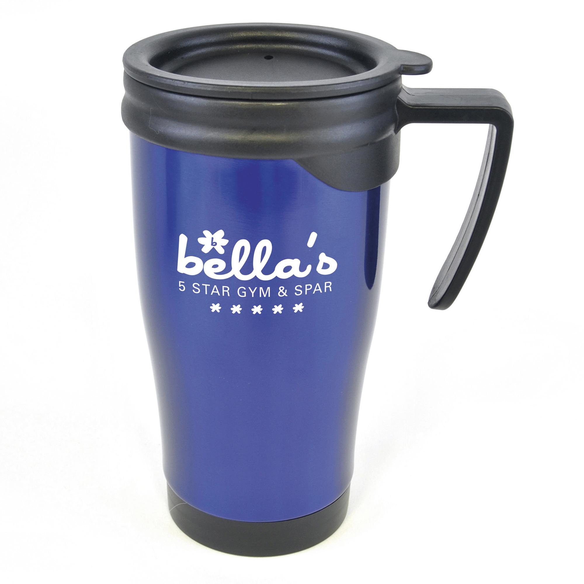Promotional Dali Colour Travel Mugs