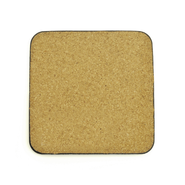 Promotional Square Cork Coaster