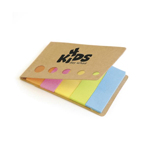 Promotional Poco Paper Matchbook Style Flag Holder