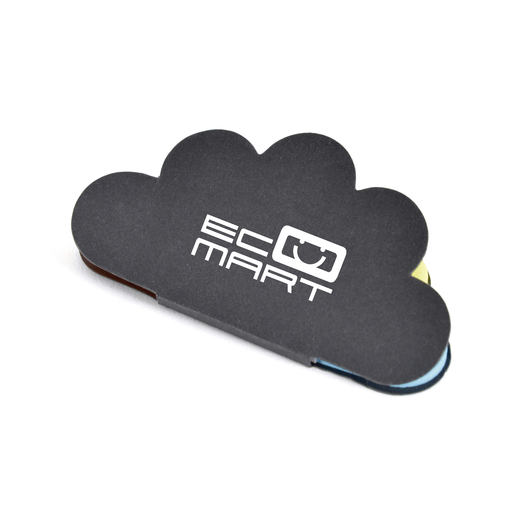 Promotional Cloud Sticky Notes