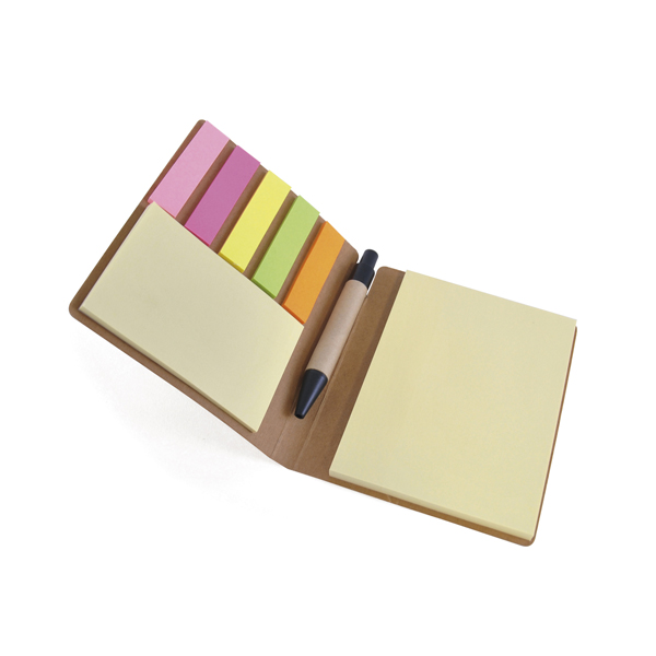 Promotional Whittingham Eco Sticky Note Book