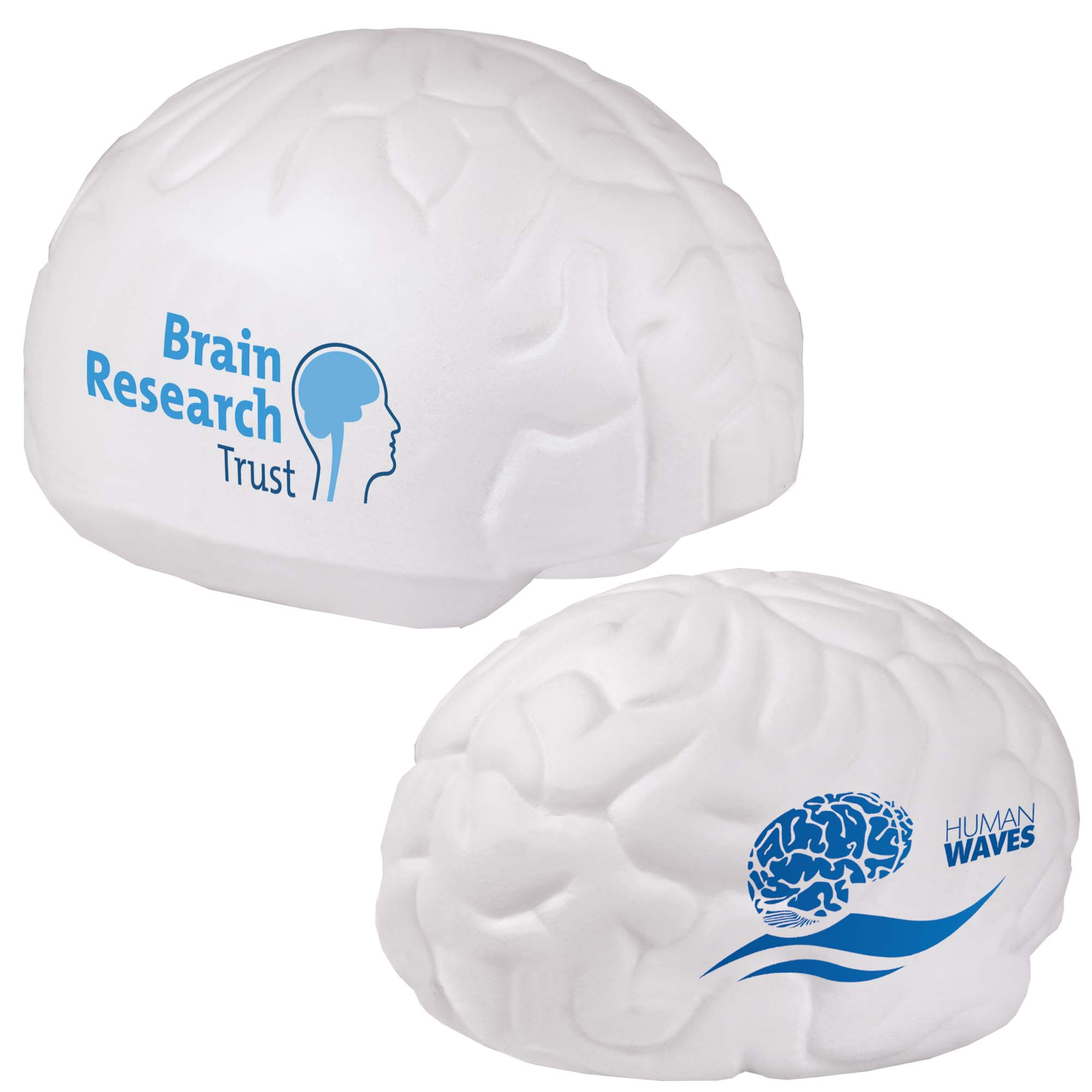 Promotional Brain Shaped Stress