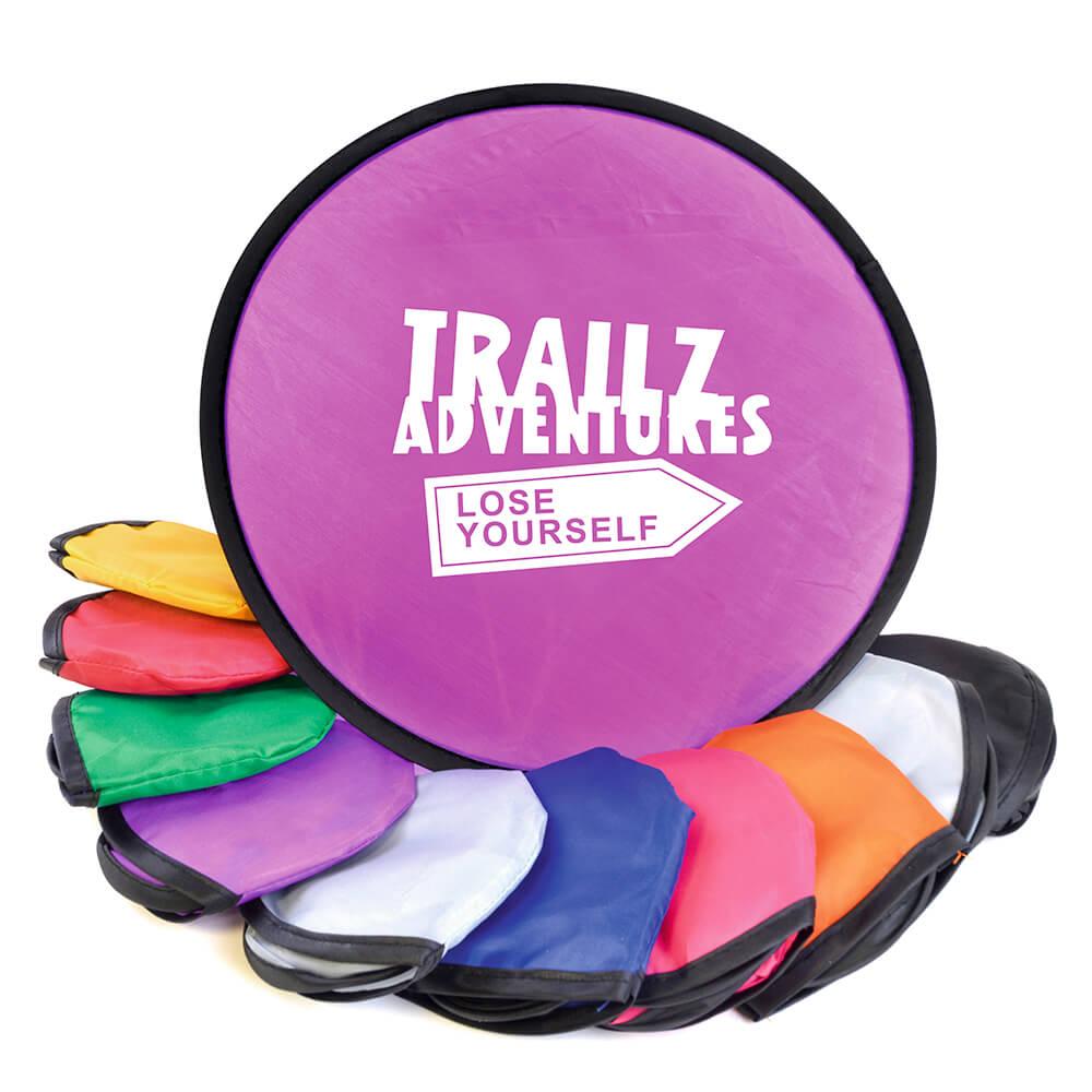 Promotional Foldable Frisbee