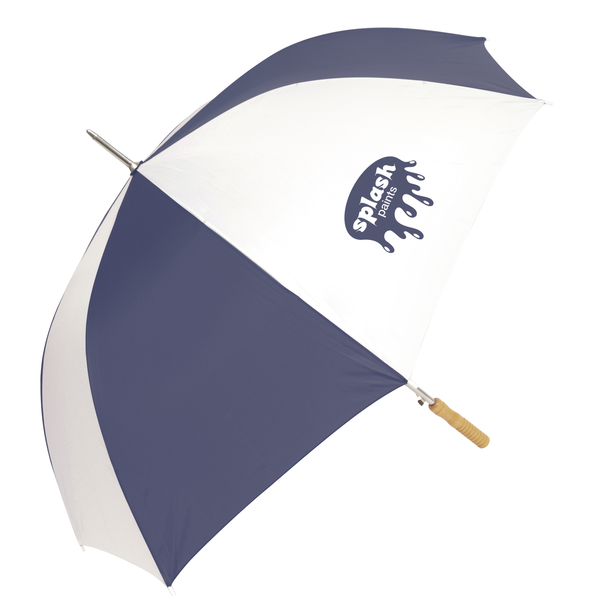 Promotional Rockfish 28 Inch Automatic Golf Umbrella