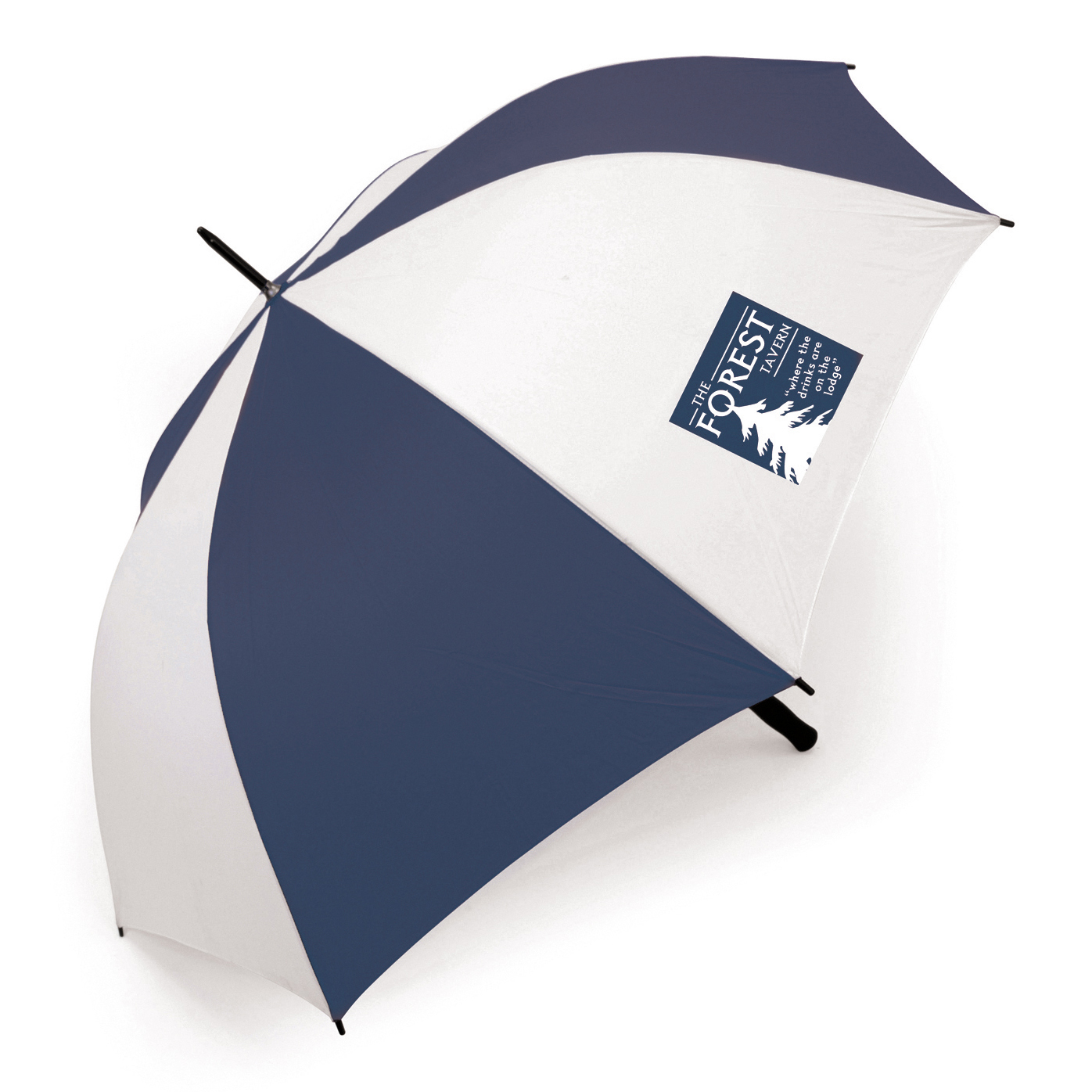 Promotional Rumford 30 Inch Automatic Golf Umbrella