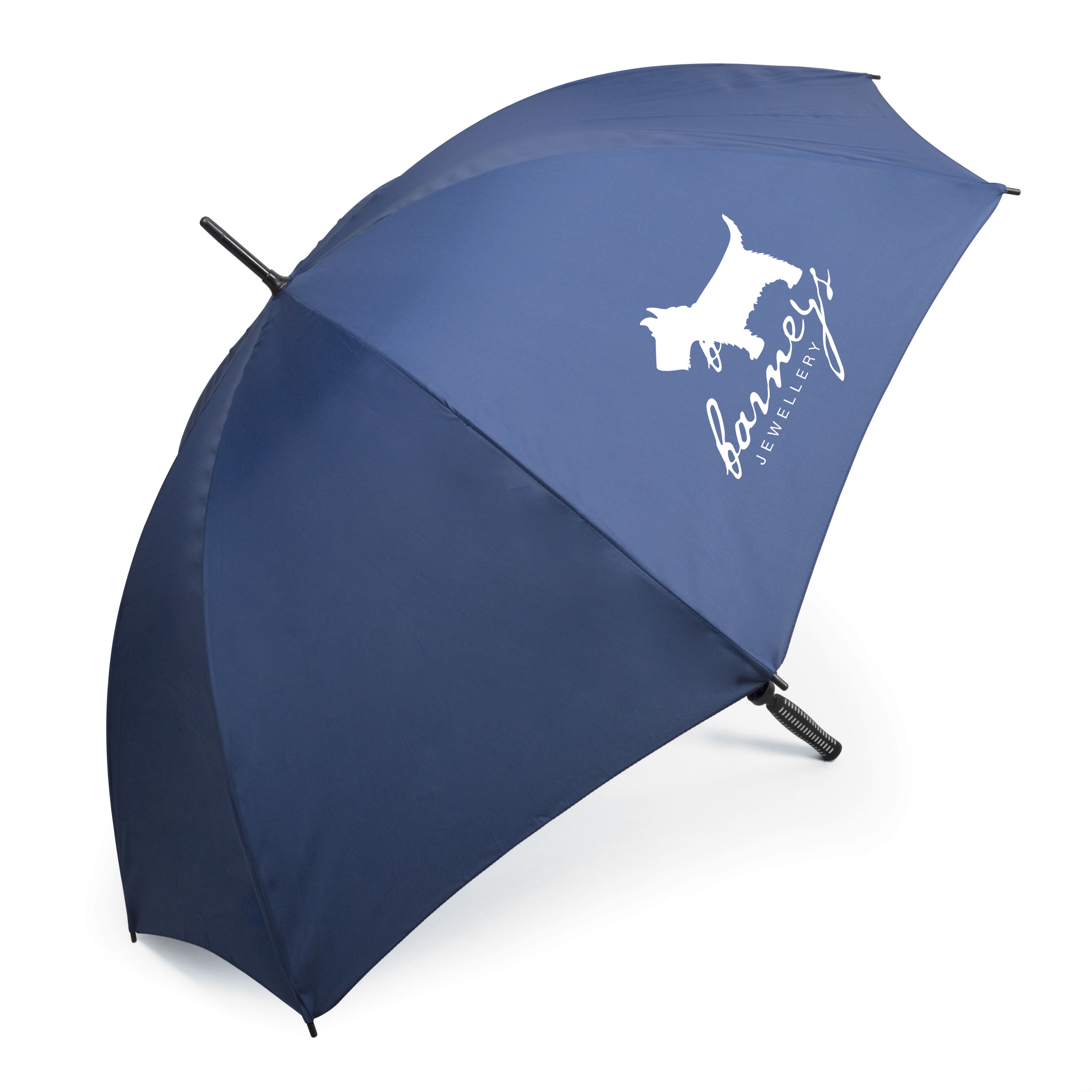 Branded Swift 30 Inch Wind Proof Golf Umbrella