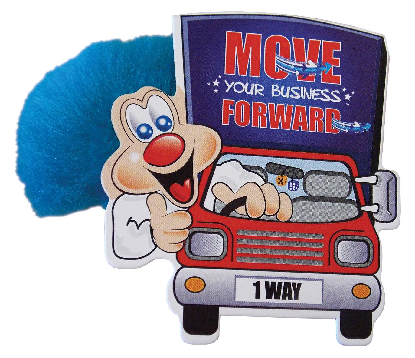 Promotional Adman Van/Lorry
