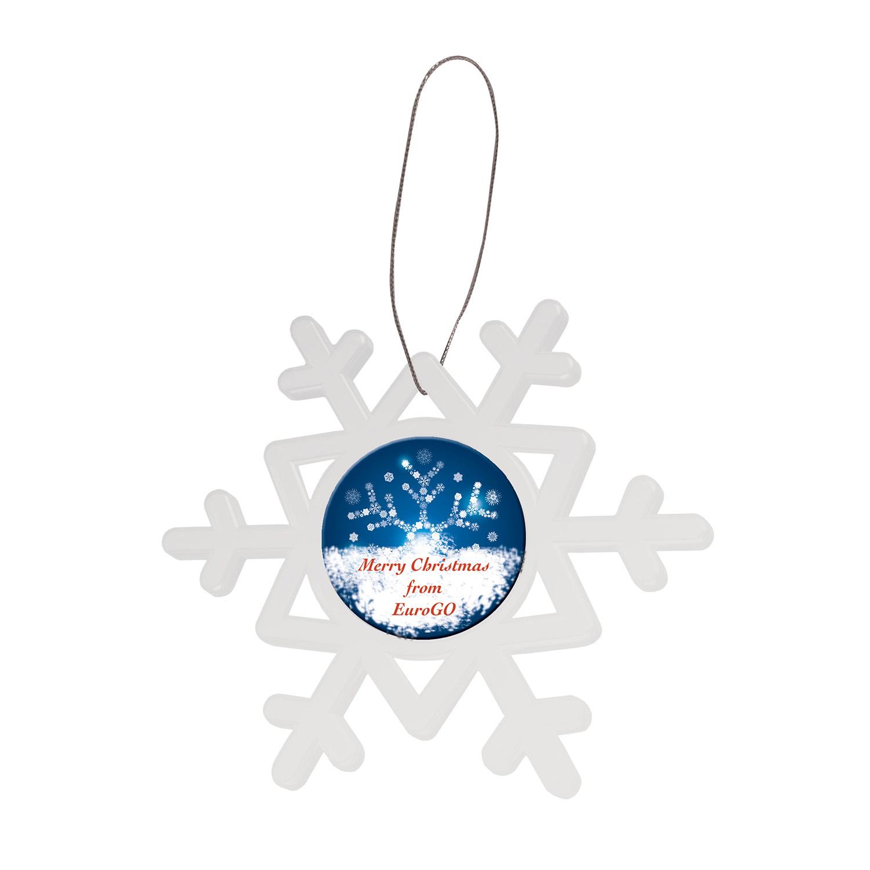 Promotional Snowflake