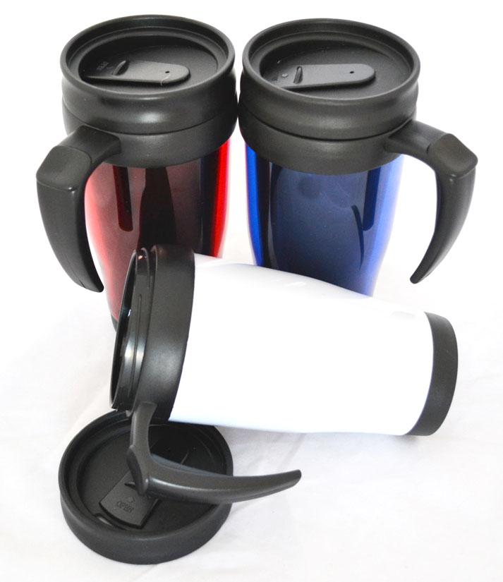Printed Coloured Thermo Mug