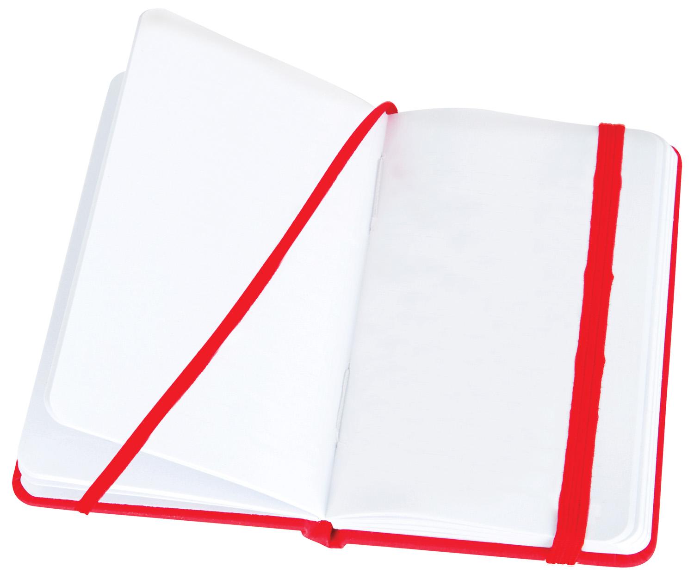 Branded Soft Feel Notebook