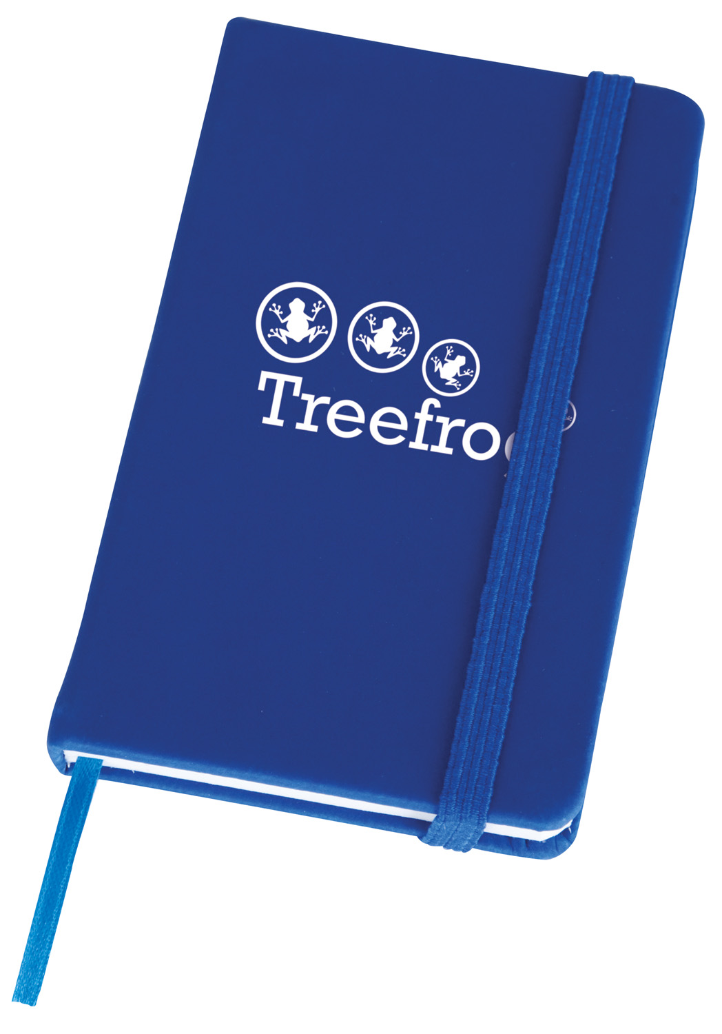 Personalised Soft Feel Notebook