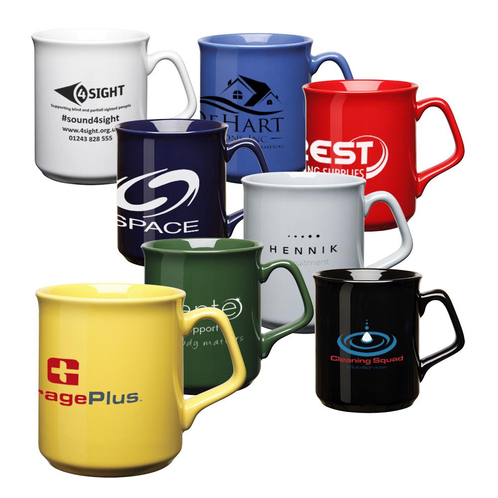 Branded Sparta Mug