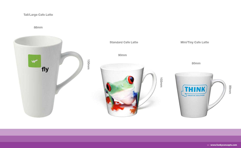 Promotional Little Latte Mug