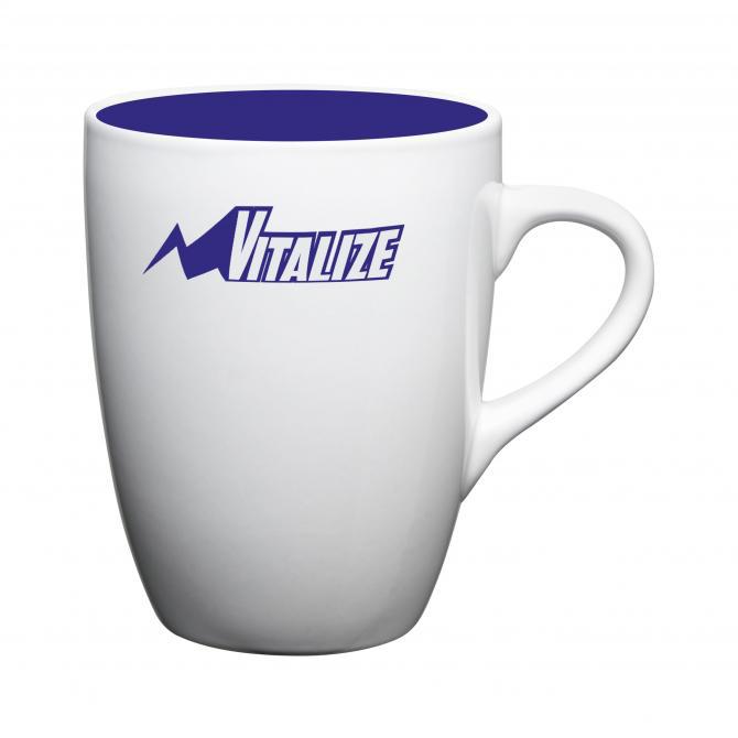 Promotional Marrow Inner ColourCoat Mug