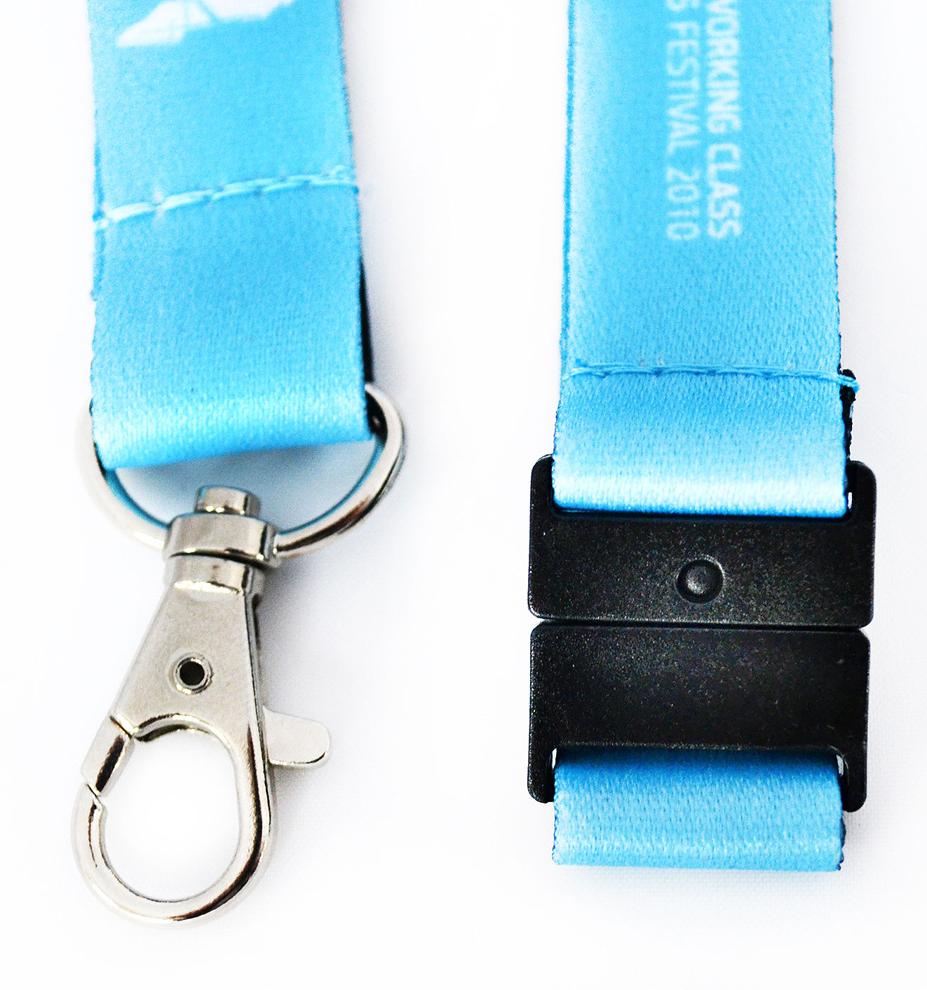 Branded UK Dye Sublimation Lanyard