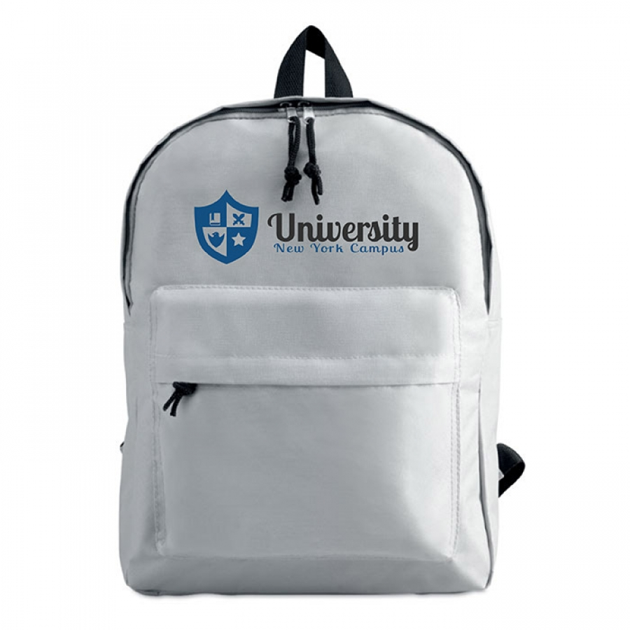 Printed 600D Polyester Backpack