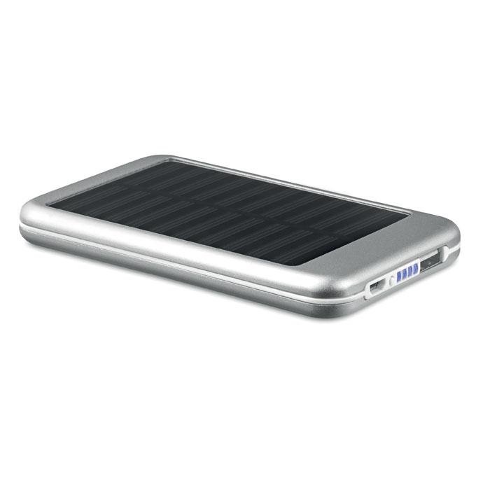 Corporate 4000 Mah Solar Powerbank