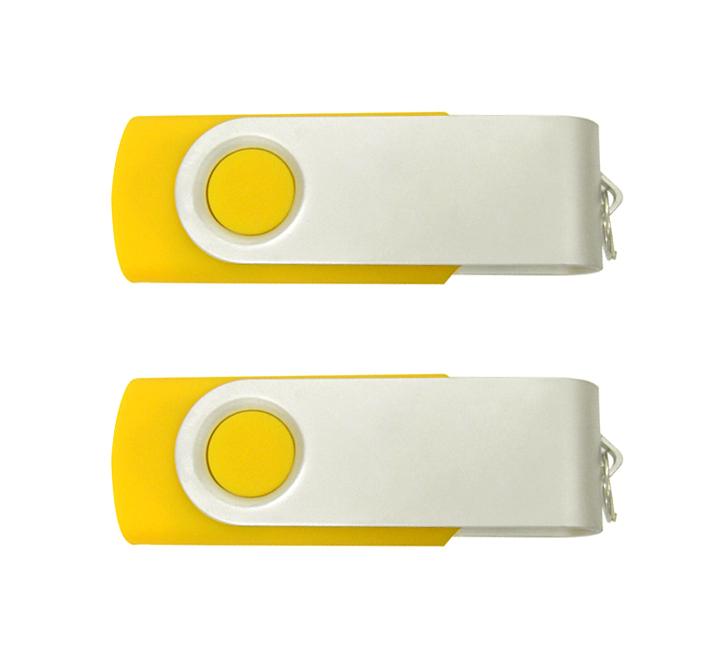 Branded Twister USB Flash Drive