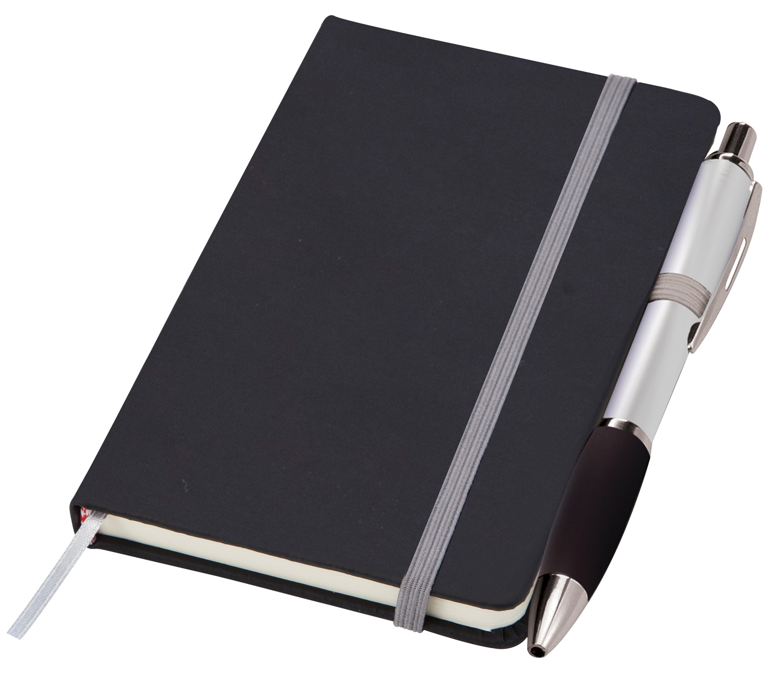 Promotional Small Noir Notebook (Curvy)