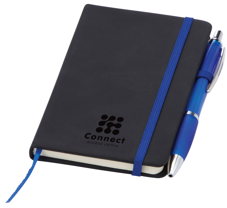Promo Small Noir Notebook (Curvy)