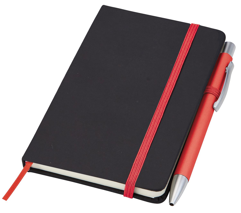 Gift Small Noir Notebook (Curvy)