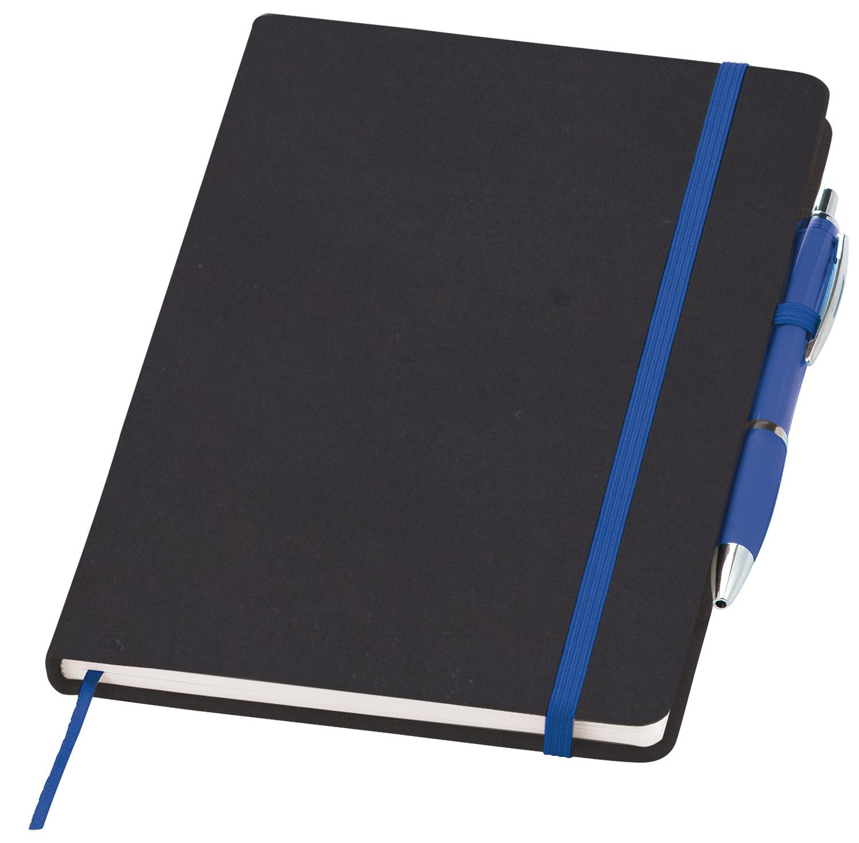 Corporate Medium Noir Notebook (Curvy)