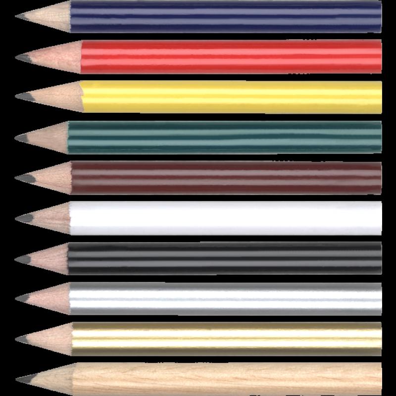 Branded Mini WE Pencil Range