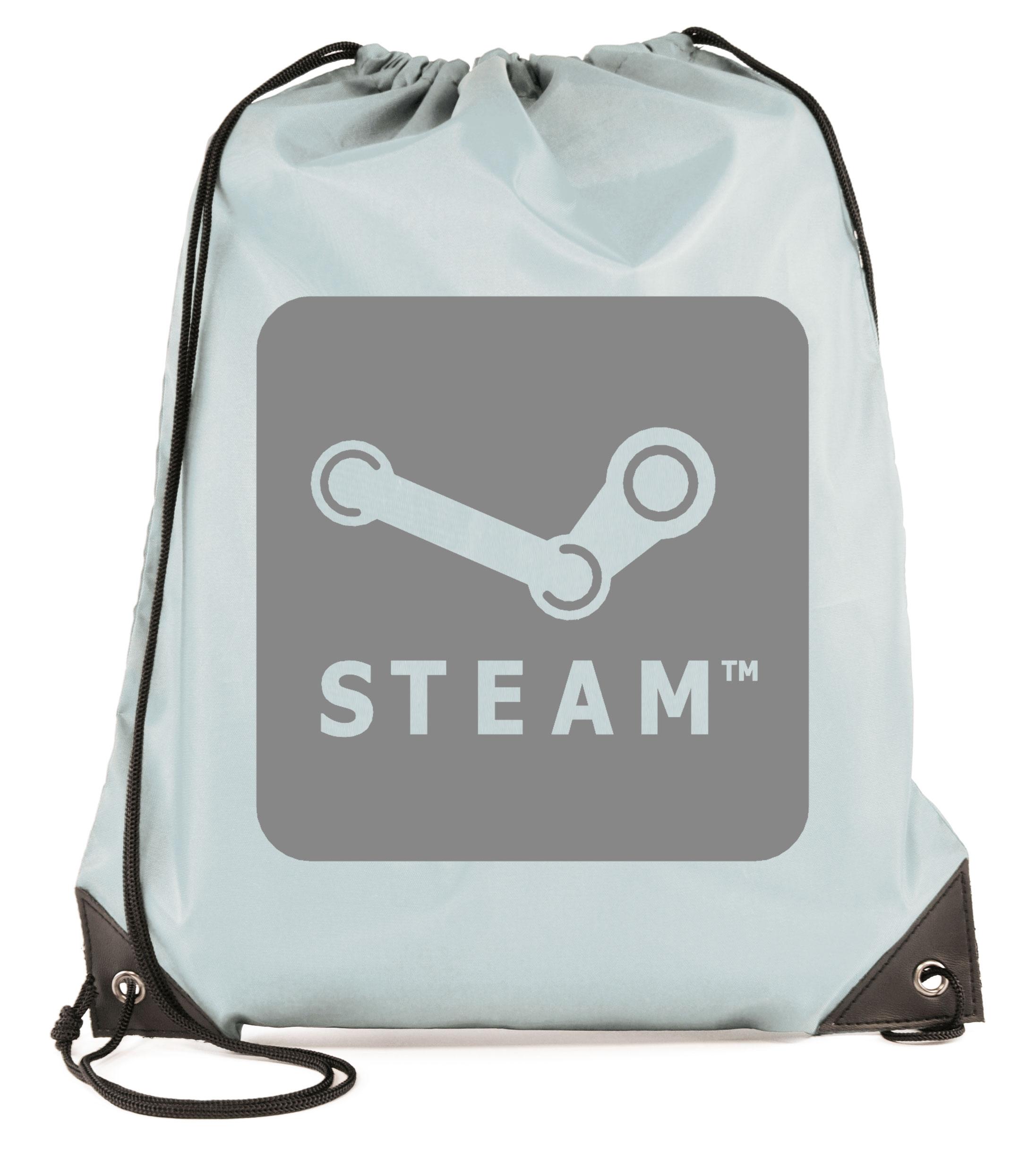 Personalised Pegasus Drawstring Bag