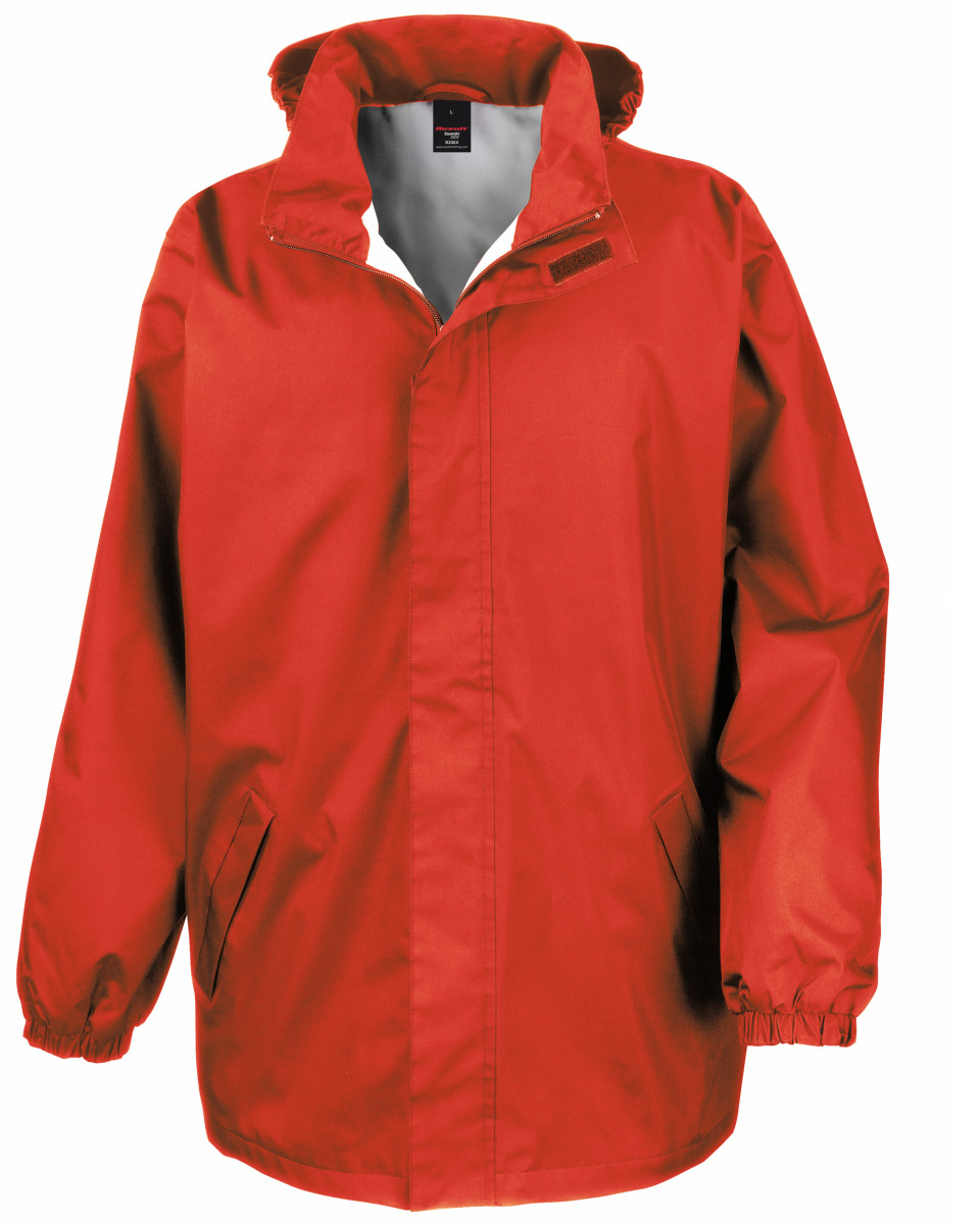 Printed Midweight Jacket