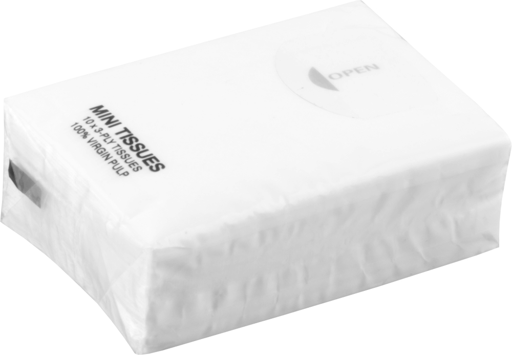 Promotional Tissues