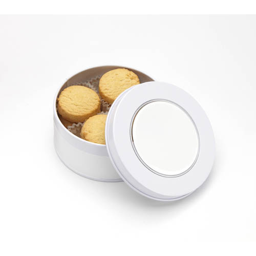 Promotional Treat Tin All Butter Shortbread Biscuits